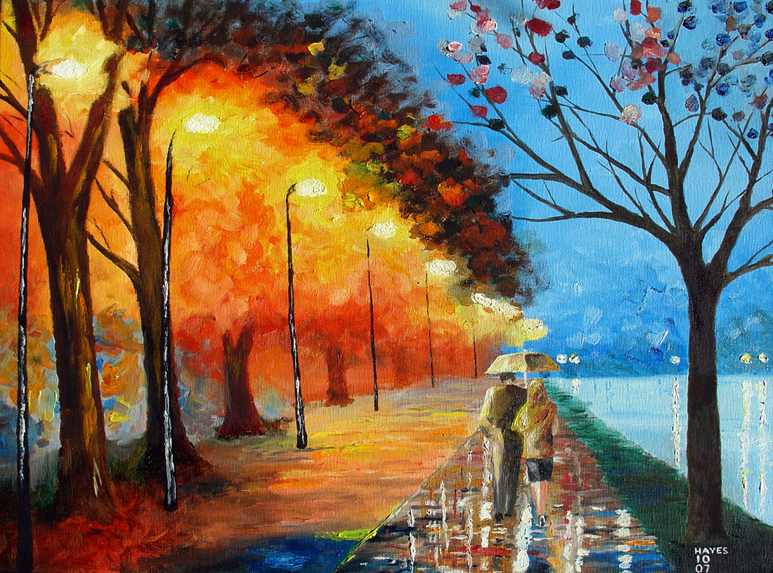 are paintings by lenoid afremov valueable